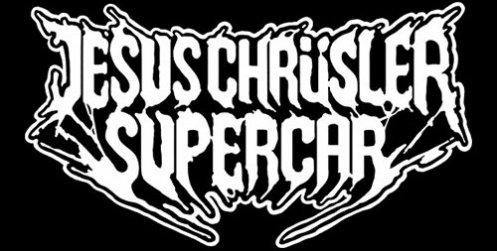 Jesus Chrüsler Supercar - Logo