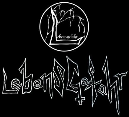 Lebensgefahr - Logo
