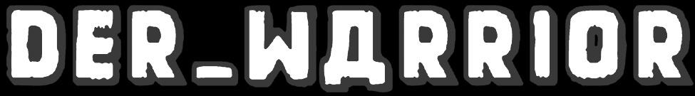 Der_Warrior - Logo