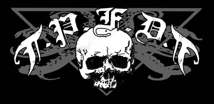 The Pete Flesh Deathtrip - Logo