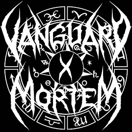 Vanguard X Mortem - Logo
