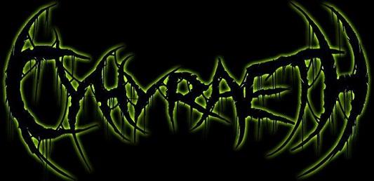 Cyhyraeth - Logo