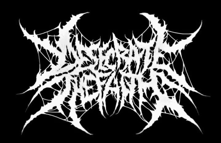 Desecrate the Faith - Logo