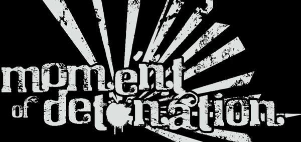 Moment of Detonation - Logo