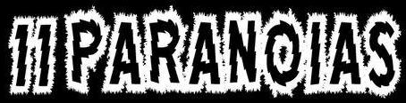 11 Paranoias - Logo