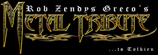 Metal Tribute to Tolkien - Logo