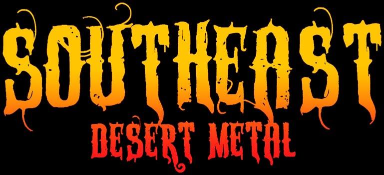 Southeast Desert Metal - Logo