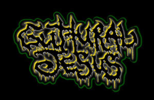 Guttural Jesus - Logo