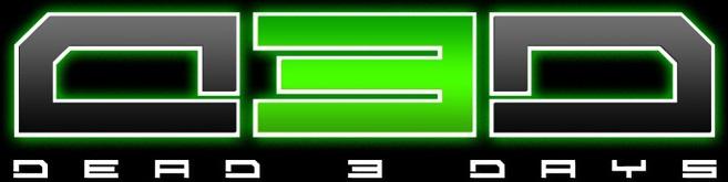 Dead 3 Days - Logo