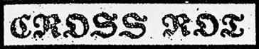 Cross Rot - Logo