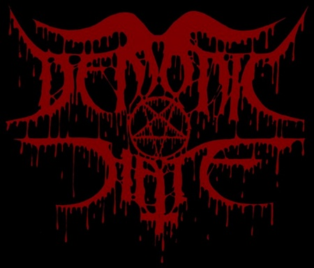 Demonic Hate - Logo