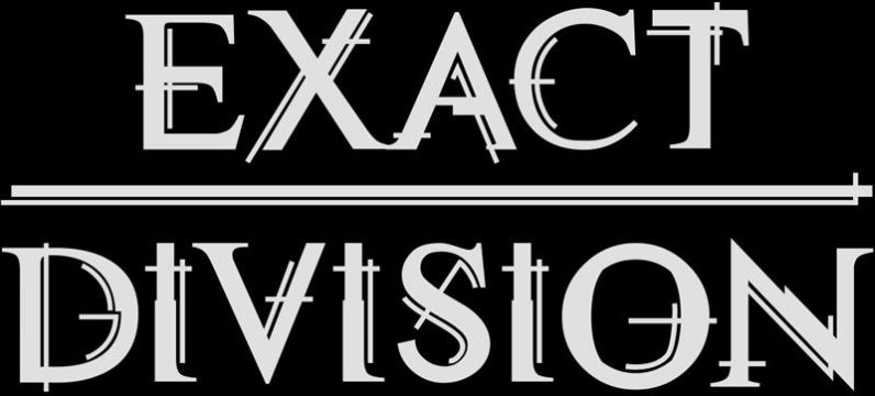 Exact Division - Logo