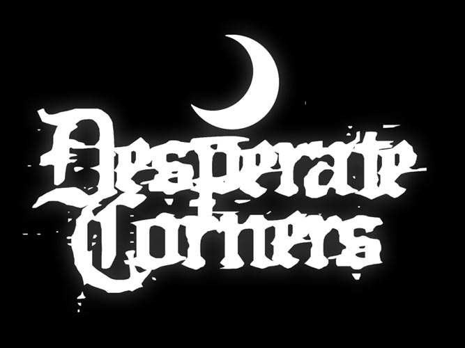 Desperate Corners - Logo