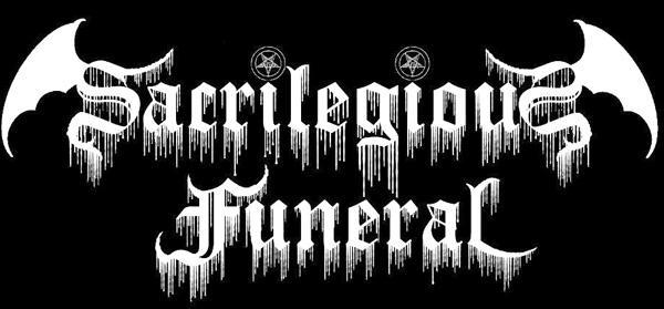 Sacrilegious Funeral - Logo