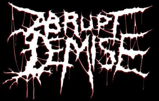 Abrupt Demise - Logo