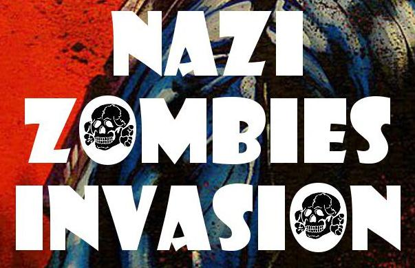 Nazi Zombies Invasion - Logo