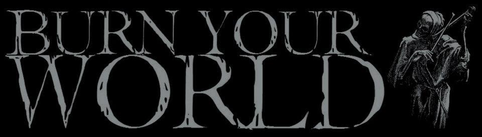 Burn Your World - Logo