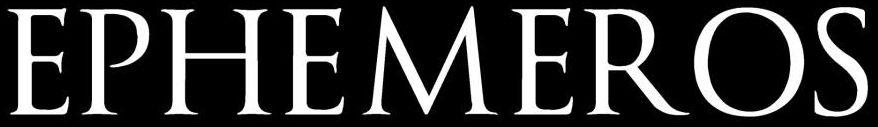 Ephemeros - Logo