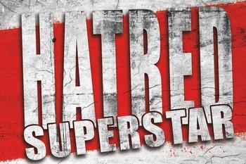 Hatred Superstar - Logo