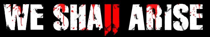 We Shall Arise - Logo