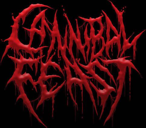 Cannibal Feast - Logo