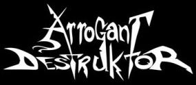 Arrogant Destruktor - Logo