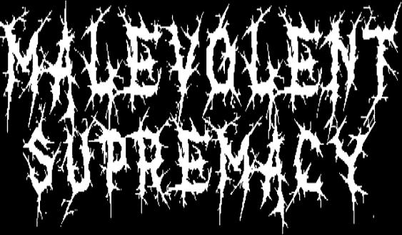 Malevolent Supremacy - Logo