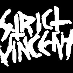 Strict Vincent - Logo