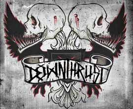 Downthrust - Logo