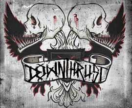 Downthrust - Logo