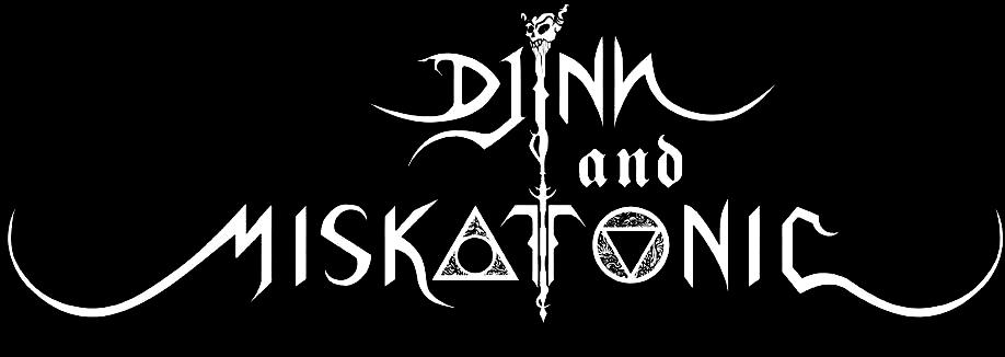 Djinn and Miskatonic - Logo