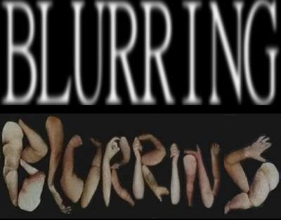 Blurring - Logo