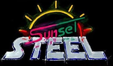 Sunset Steel - Logo