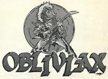 Obliviax - Logo