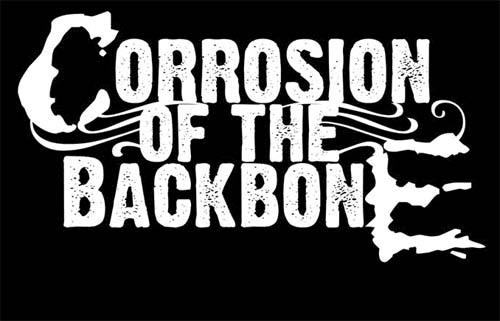 Corrosion of the Backbone - Logo