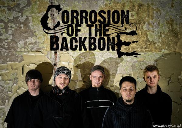 Corrosion of the Backbone - Photo