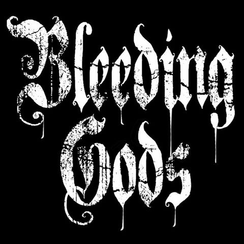 Bleeding Gods - Logo