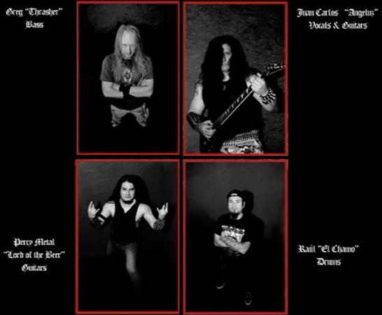Metal Legion - Photo