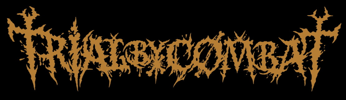 Trial by Combat - Logo