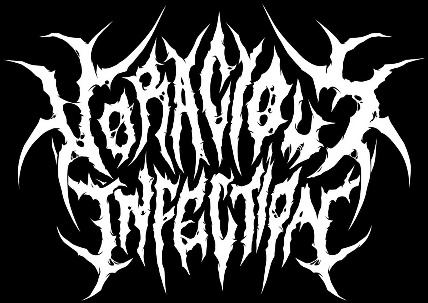 Voracious Infection - Logo