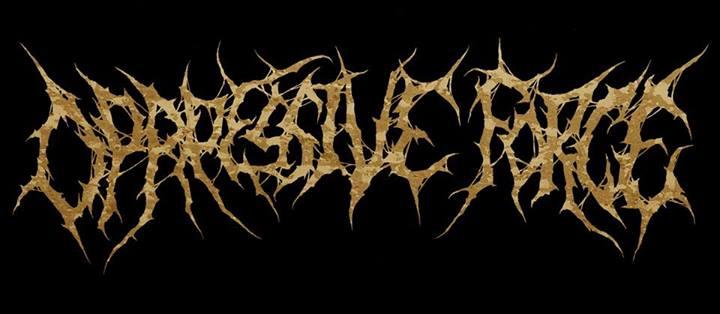 Oppressive Force - Logo