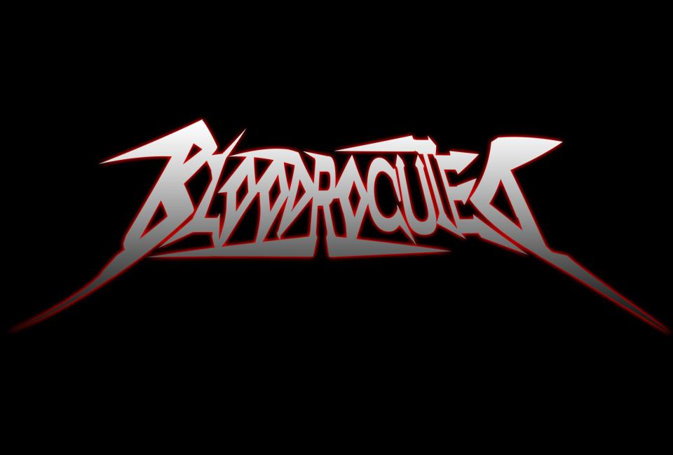 Bloodrocuted - Logo