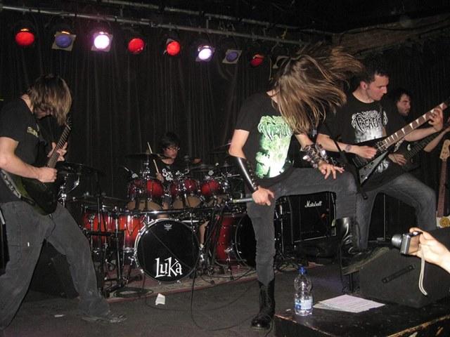 Death Brigade - Photo