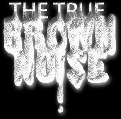 The True Brown Noise - Logo