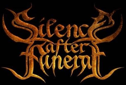 Silence After Funeral - Logo