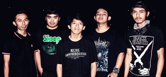 Must Die, Technical Death Metal from Bandung, Indonesia