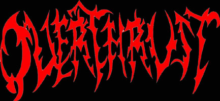 Overthrust - Logo