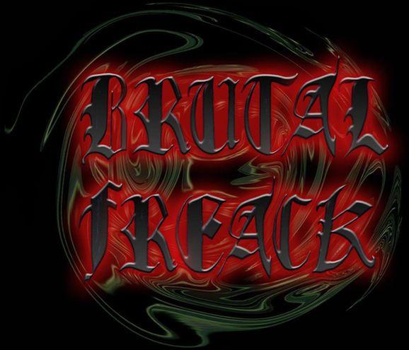 Brutal Freack - Logo