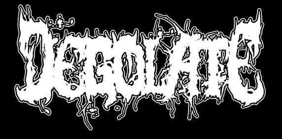 Degolate - Logo