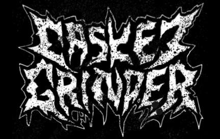 Casket Grinder - Logo